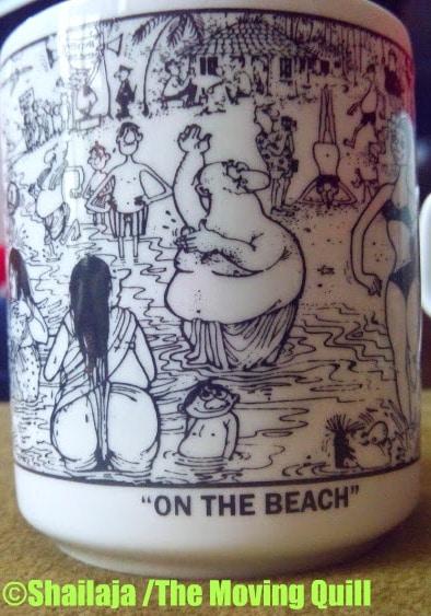 mario miranda mug