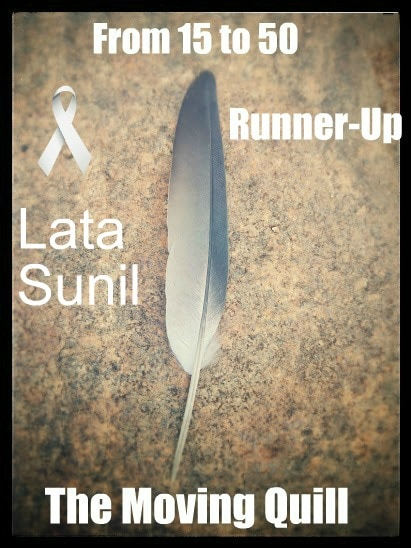From 15 to 50 Runner Up Badge-Lata