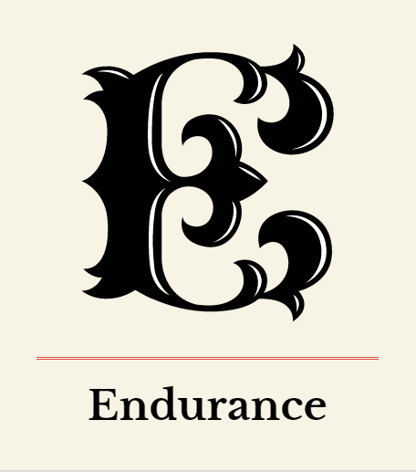 Endurance, www.notegraphy.com