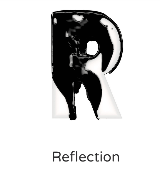 #Reflection #R #AtoZChallenge #FlashFiction