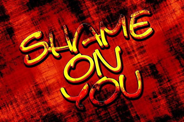 Name & Shame- What's your motive? #MicroblogMondays