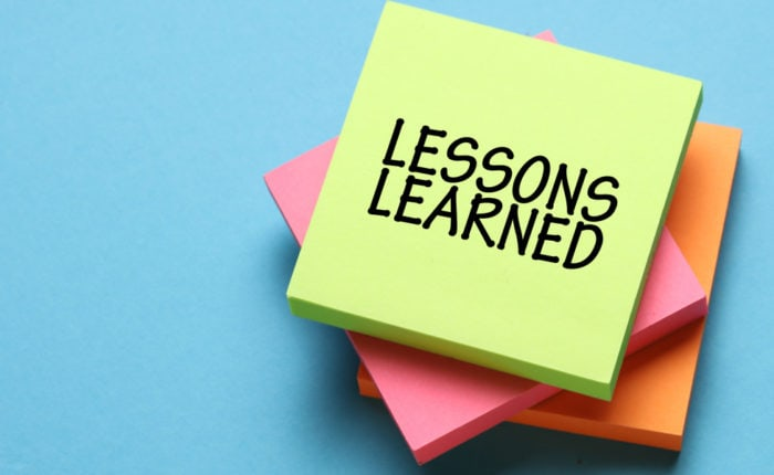7 Important Lessons Learned from an Illness