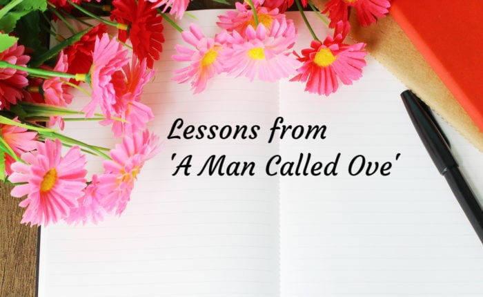 'A Man Called Ove' & lessons in writing and reading