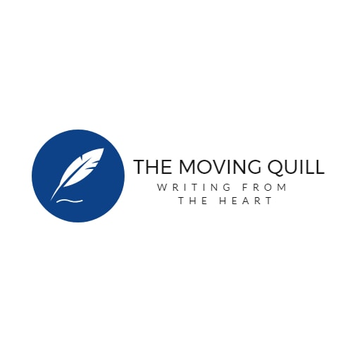 Shailaja V Moving Quill Logo